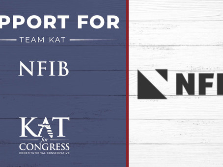 Leading Business Organizations Back Kat Cammack for Congress