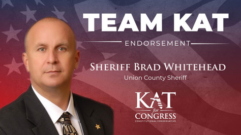 Sheriff Brad Whitehead