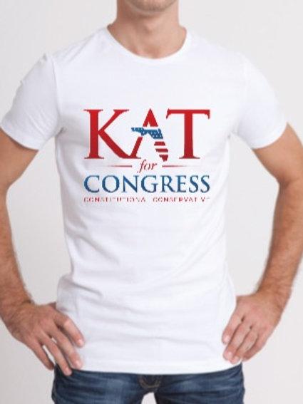 Kat for Congress T-Shirt
