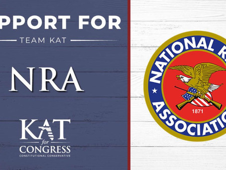 Kat Cammack Endorsed by NRA