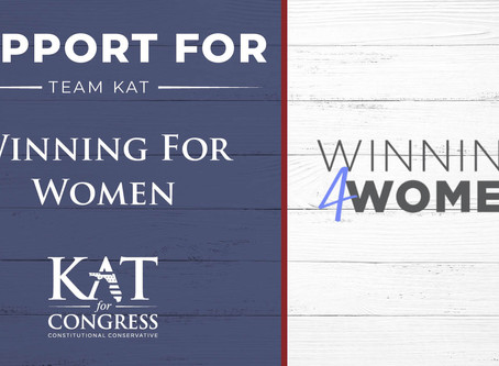 ICYMI: Kat Cammack receives endorsement from Winning For Women