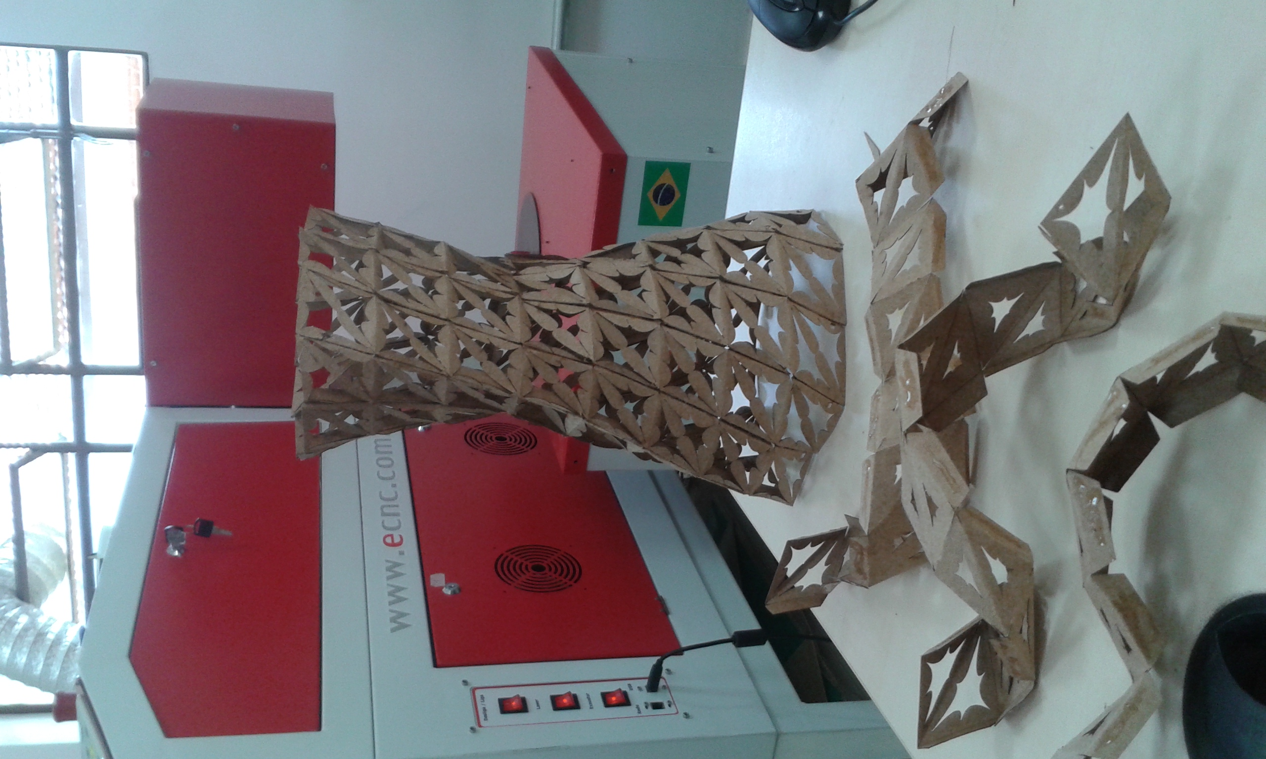 digital fabrication parametric desig