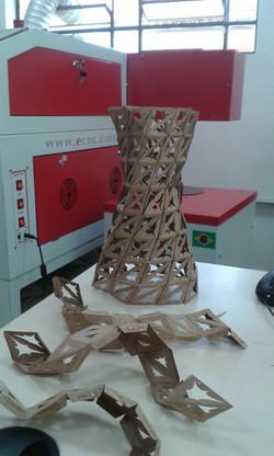 digital fabrication parametric desig