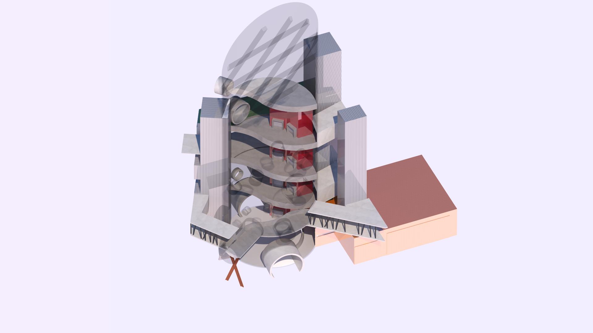 circulação raiox