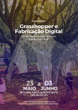workshop Grasshopper garagem FabLab