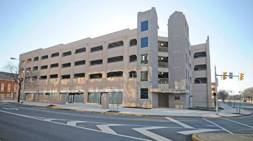 2nd & Washington Parking Garage