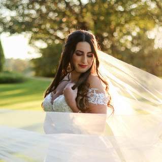 Bridal Photos in Oklahoma