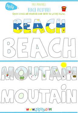 TRAVEL BEACH  MOUNTAIN  PRINTABLE.jpg