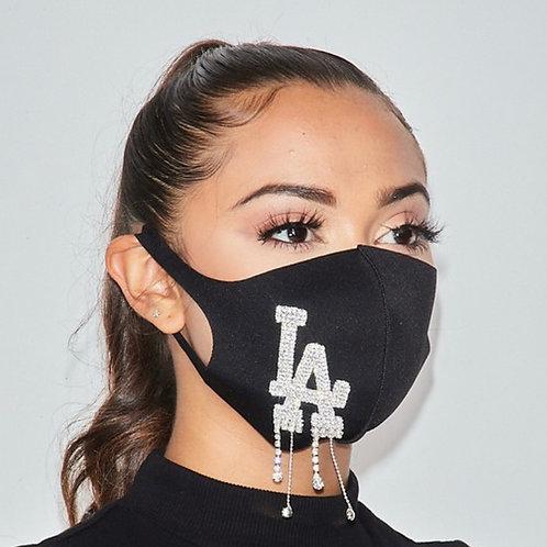 LA Glamorous Face Mask