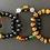 Thumbnail: Unisex Good luck & Wealth Beaded Bracelet