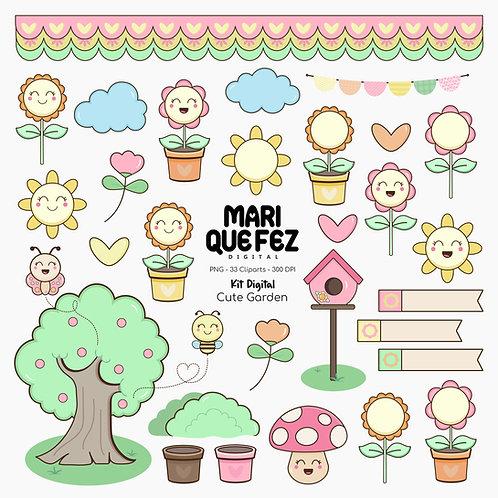 Cute Garden Kit Digital