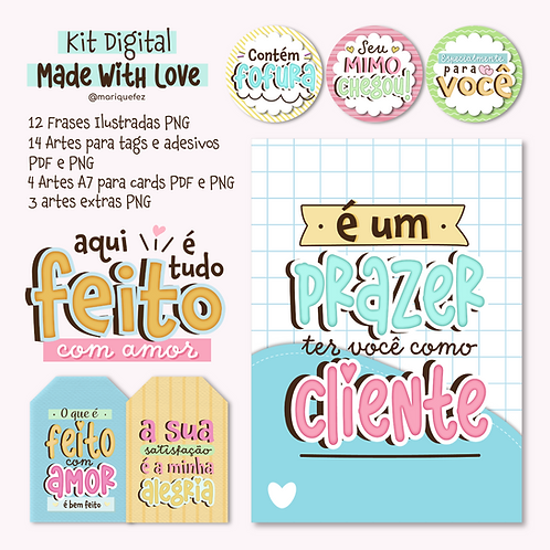 Made With Love Kit Digital