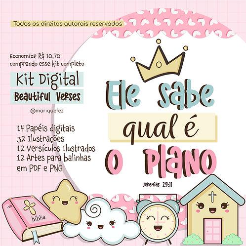 Beautiful Verses Kit Digital