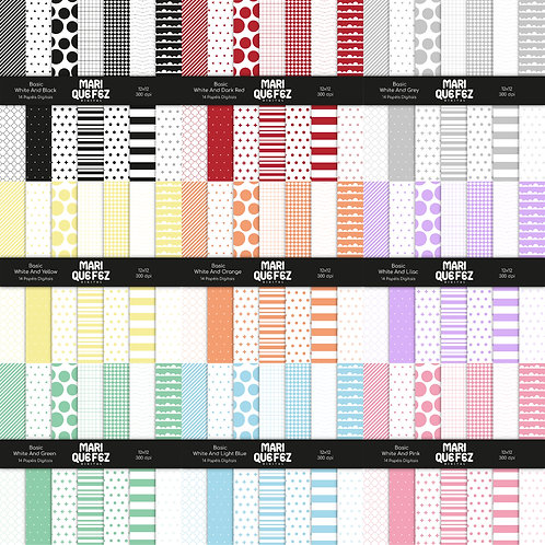 Basic - Collection1Digital Paper