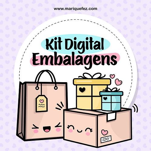 Kit Digital Embalagens