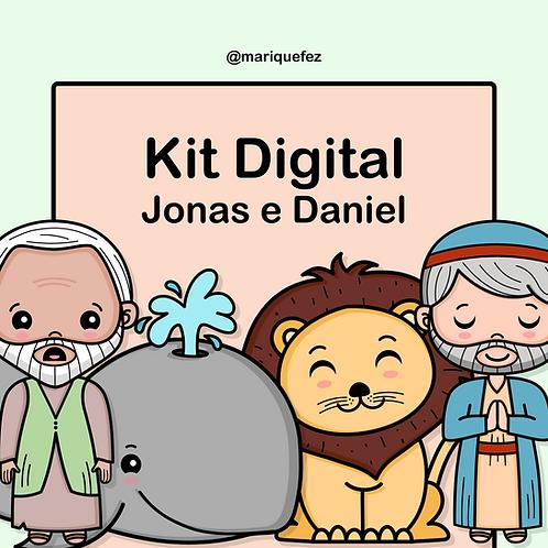 Kit Digital Jonas e Daniel