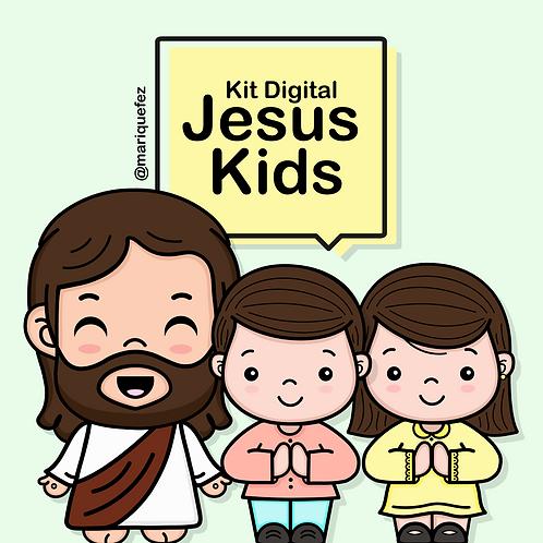 Kit Digital Jesus Kids