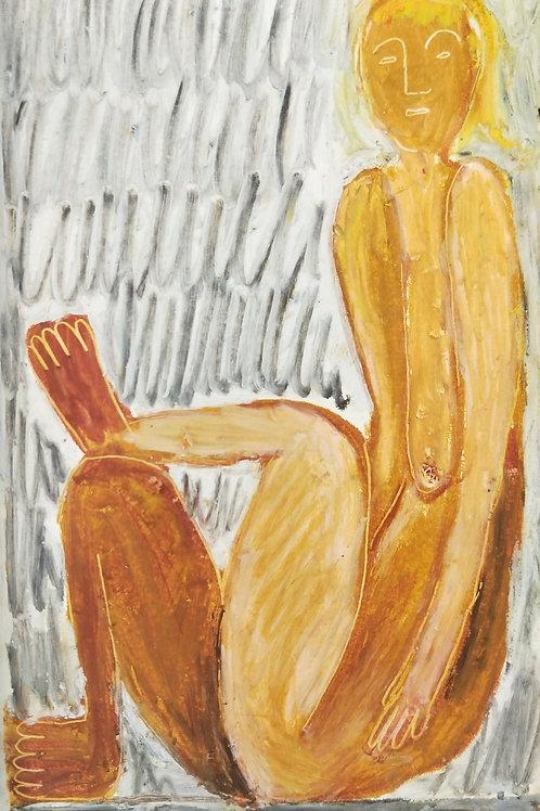 Seated Nude (2020)