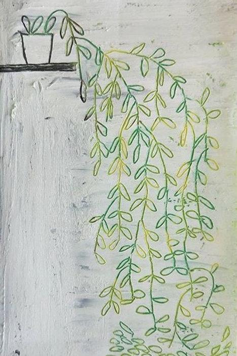 Waterfall Plant (2020)