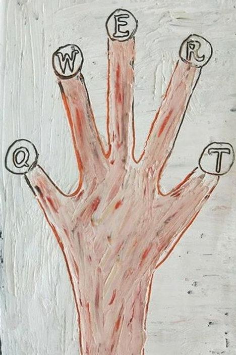 Typewriter Hand (2020)