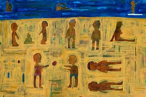 Beach Scene (2021)
