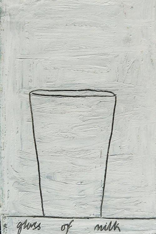 Glass of Milk (2020)