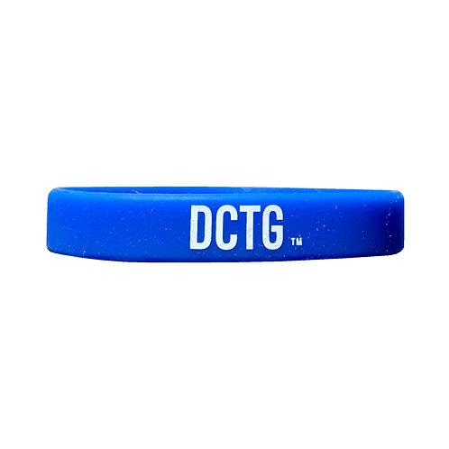 Blue DCTG™ Logo Bracelet