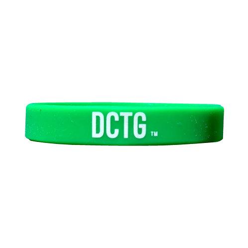Green DCTG™ Logo Bracelet