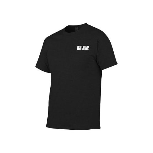 Dri Fit Logo Shirt-Black