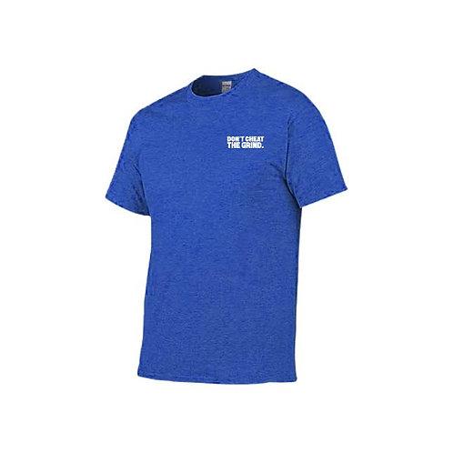 Dri Fit Logo Shirt-Blue