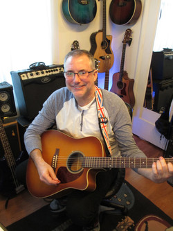 Guitar and Bass Lessons with Johnny Lightfoot Jerry P.