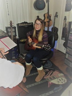 Guitar and Bass Lessons with Johnny Lightfoot Lightfoot Production Sienna R.