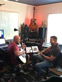 Guitar and Bass Lessons with Johnny Lightfoot Dan S