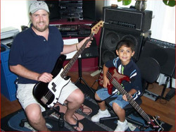 Guitar & Bass Lessons with Johnny Lightfoot Lightfoot Productions Dominik