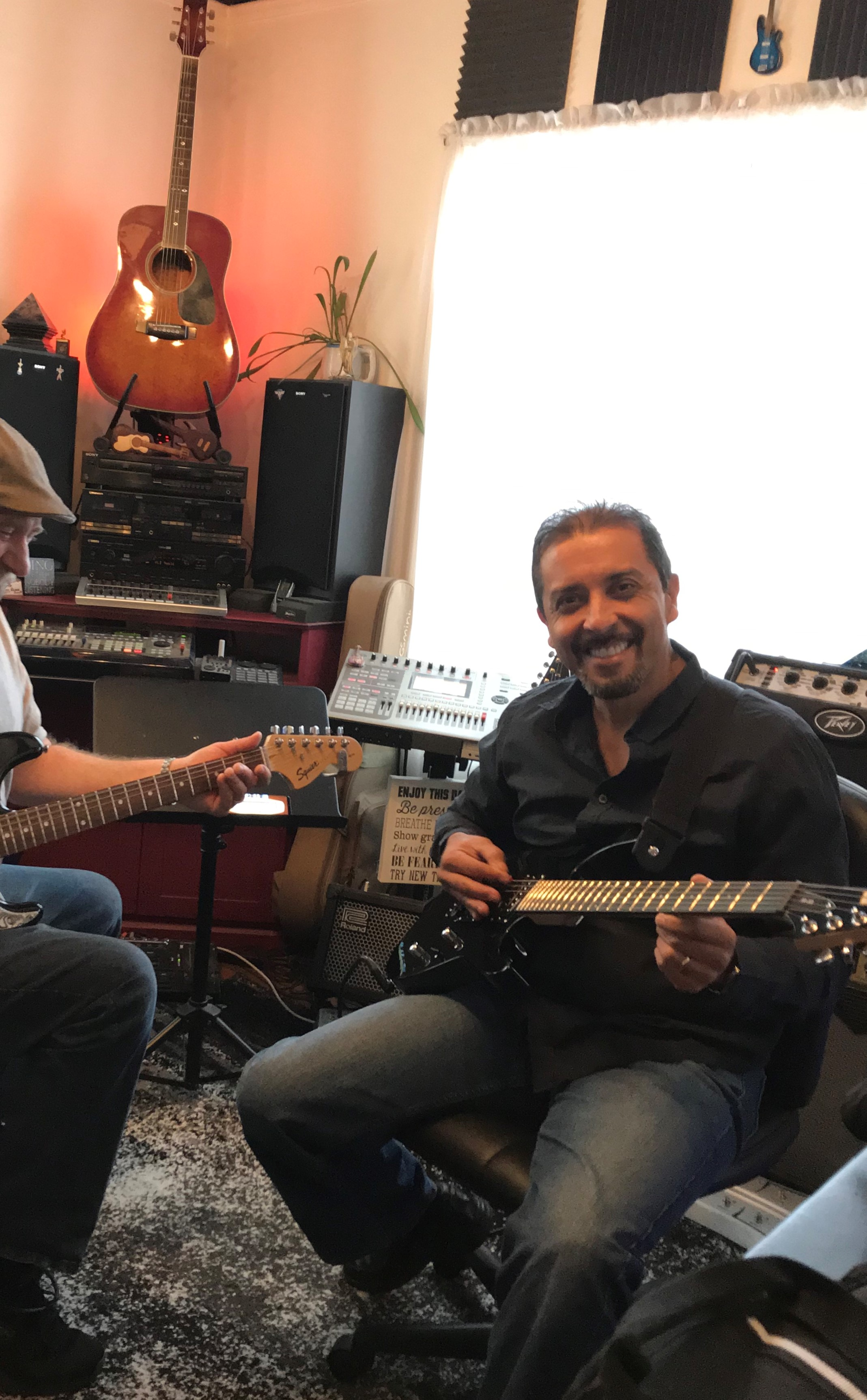 Guitar & Bass Lessons with Johnny Lightfoot Lightfoot Productions John R.