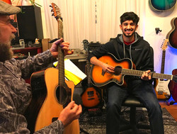 Guitar and Bass Lessons with Johnny Ligh