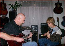 Guitar & Bass Lessons with Johnny Lightfoot Lightfoot Productions Nik L
