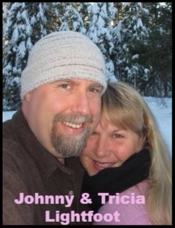 Guitar and Bass Lessons with Johnny Lightfoot Lightfoot Productions Johnny and Tricia Lightfoot_edit