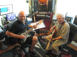 Guitar and bass lessons with johnny lightfoot lightfoot productions Robert S.
