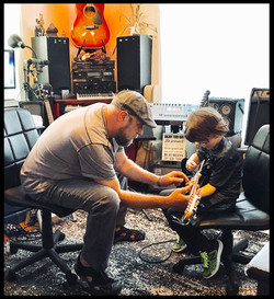 Guitar and Bass Lessons with Johnny Lightfoot Lightfoot Productions Keyln_edited