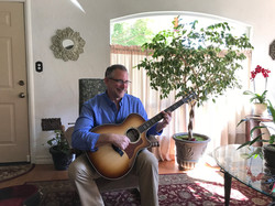 Guitar and bass lessons with Johnny Lightfoot Lightfoot Productions Jerry P.