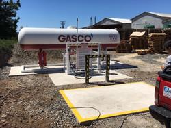 Instalación proyectos de gas