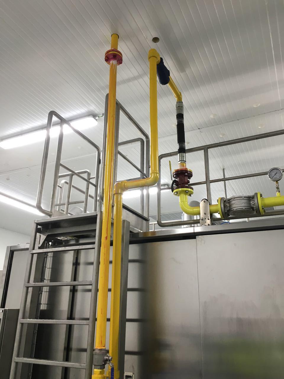 Instalación y supervisión