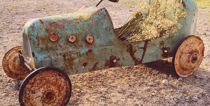 Weston Toy Car