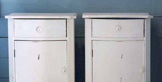 Charlevoix Petite Cabinets