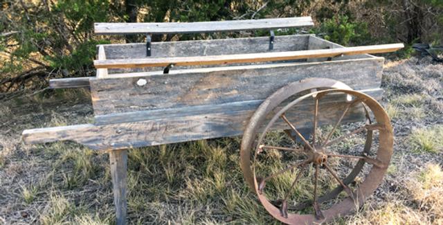 Sheffer Large Cart