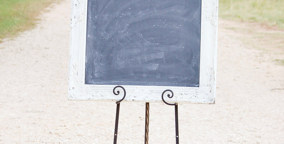 Bavella Chalkboard