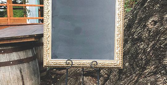 Verdon Chalkboard
