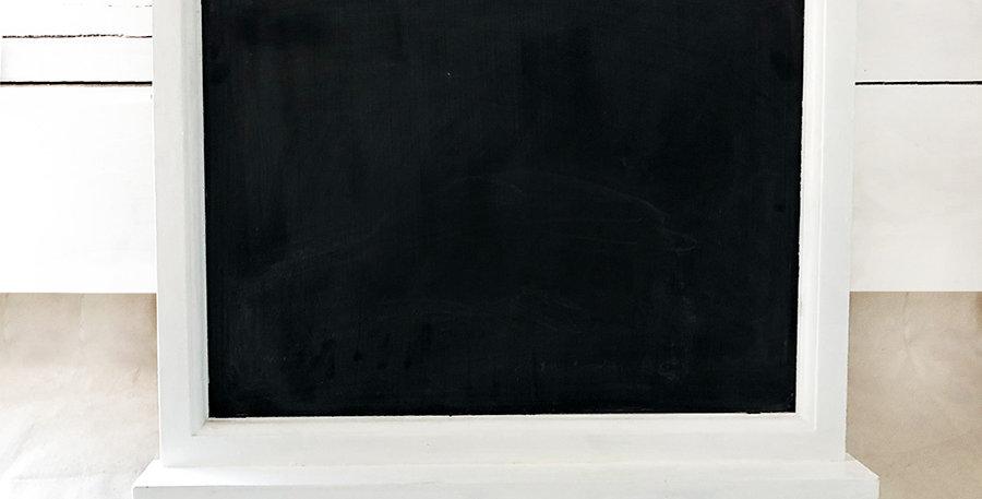 Rumbold Tabletop Chalkboard