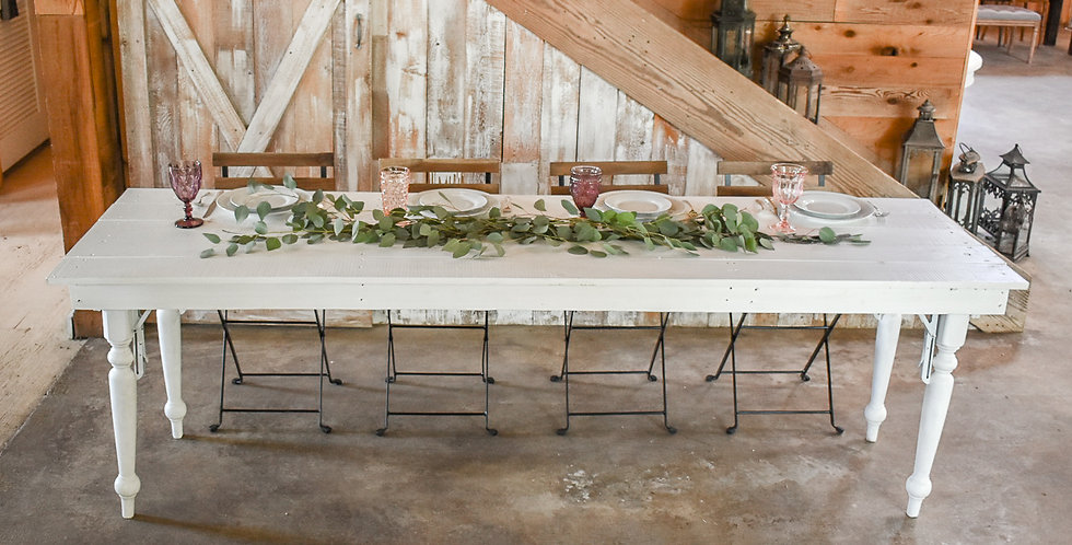 Fowler Farm Tables